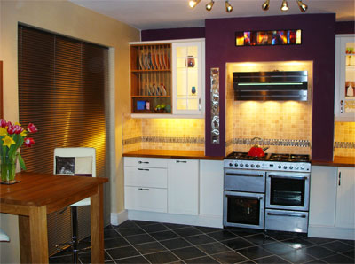 tiled kitchen yorkshire